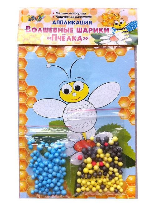 "Аппликация ""Пчелка"""