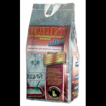 Baddy (Бадди) Ultra впитывающий наполнитель для кошачьего туалета 5л