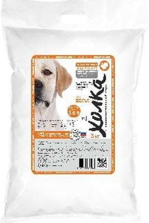 Холка для собак сред. и круп..пород индейка+рис