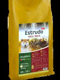 Estrudo Wild West (Индейка +Hba) д/взр.собак средних пород