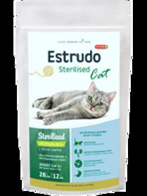 Estrudo Sterilised Cat (Креветка) для стерилизованных кошек 1,5кг