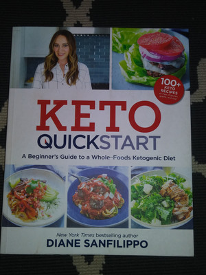 Out & About with Dysautonomia: Keto Quickstart Book Signing