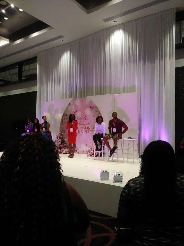 Out & About With Dysautonomia: The Naturalista Expo