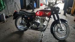 Restored Bike