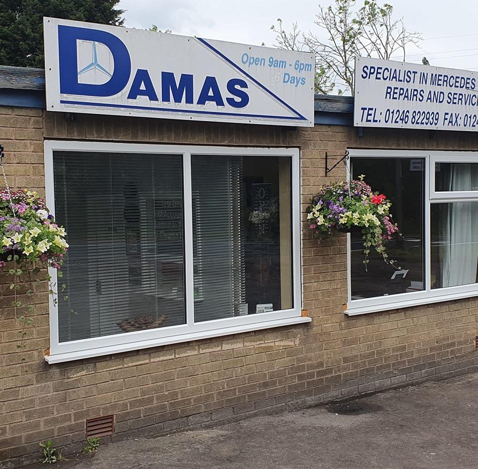 Damas Ltd