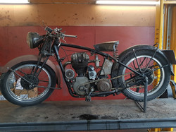 Bike Restoration 'Before'....