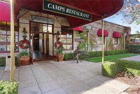 CAMPS Restaurant at Greenhorn Creek