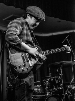 Justin Yap at the Flying Saucer 16/07/2017