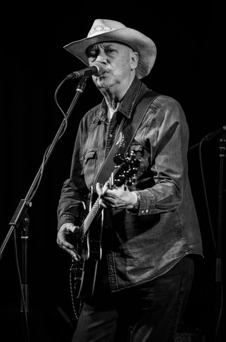 Russell Morris at the Flying Saucer 1/09/2017