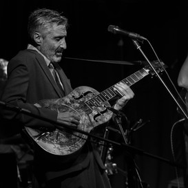 Willy Zygier at the Flying Saucer 5/03/2017
