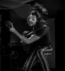 Opal Ocean at the Melbourne Guitar Show 5/08/2017