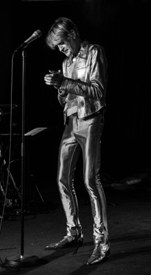 Jeff Duff at the Satellite Lounge 14/01/2018