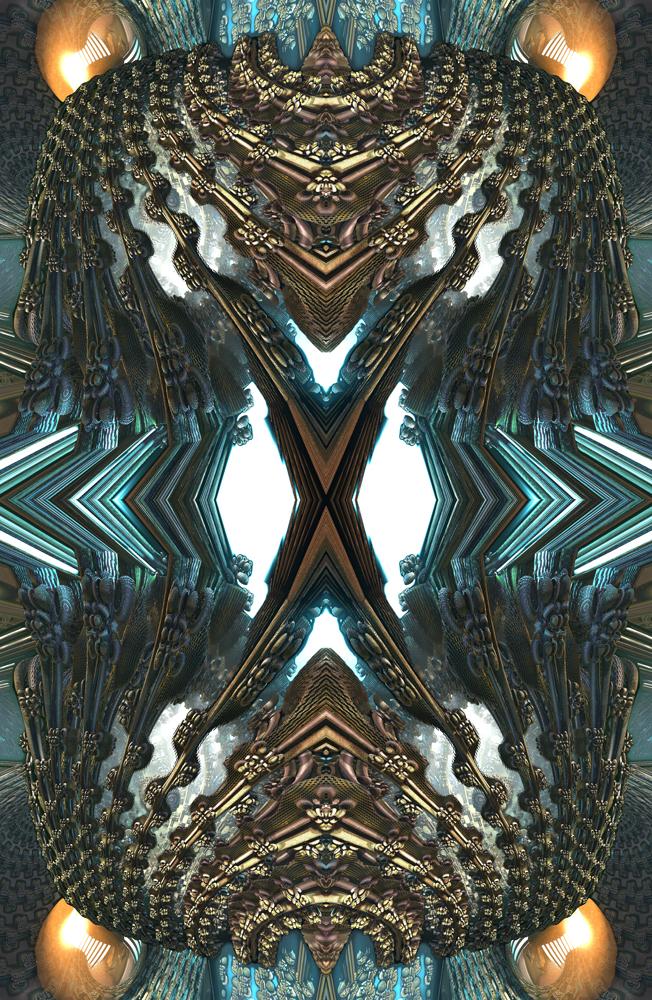 Kalisets1Mod_Mandelbulb_Hybrid_Mirrorv1