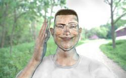 Feral Dumb Men 4 - Looks Friendly