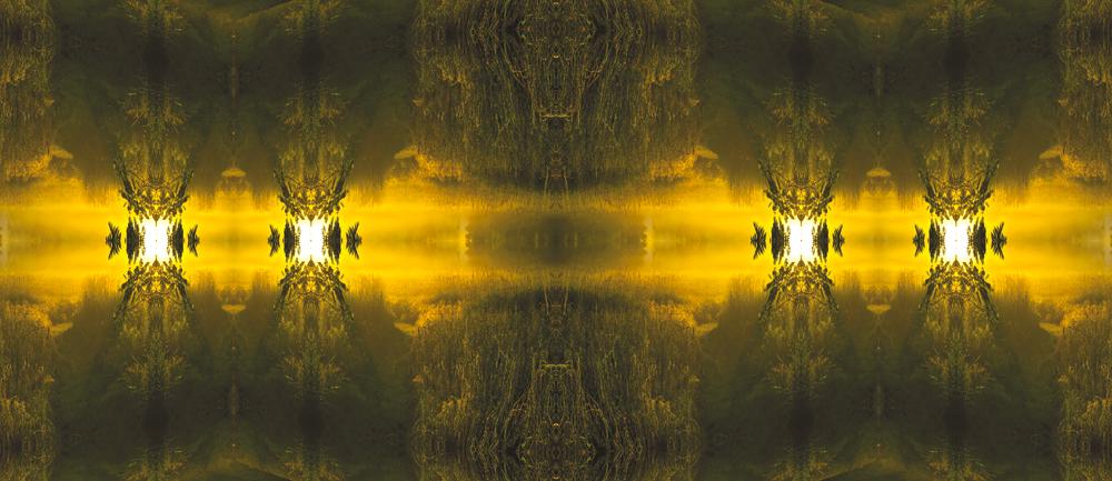 Foggy Wetlands Pano_Hyper Tile 3