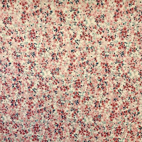 (LARGE) Mini Pink Floral