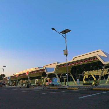Bandara KEREN di Sumbawa Besar, Bandar Udara Sultan M. Kaharuddin