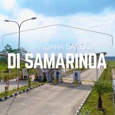 Bandara APT Pranoto, Bandara baru yang megah untuk warga Samarinda