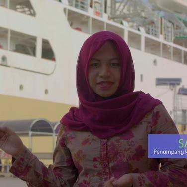 Tol Laut - Merajut Konektivitas Merangkai Nusantara