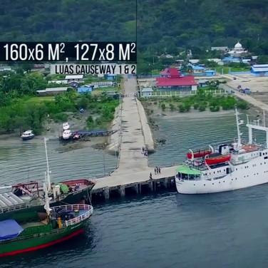 Pelabuhan Wasior - Papua Barat