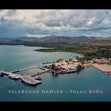 Pelabuhan Namlea-Namrole