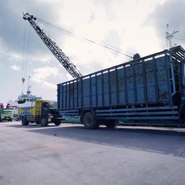 Video Peresmian Pelabuhan Atapupu, Baa, Papela dan Reo