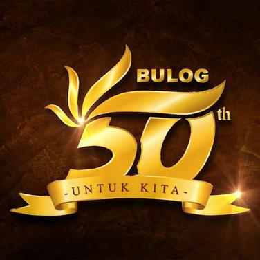 Ulang Tahun Bulog ke-50 tahun