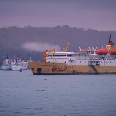 Pelabuhan Batu Merah, Maluku