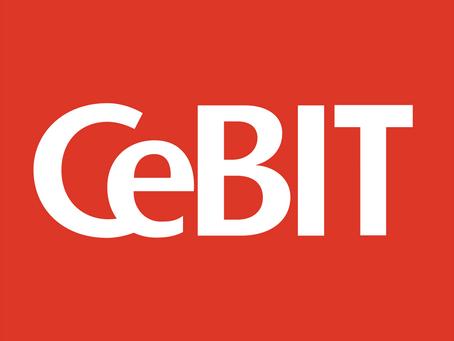 Die Cebit Hannover 2018