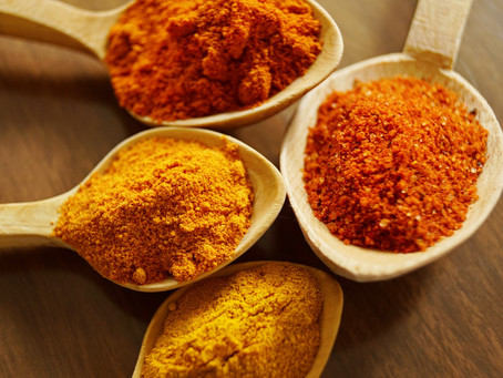 Anti-Inflammatory Herbs & Spices