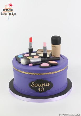 Gâteau Make Up M.A.C.