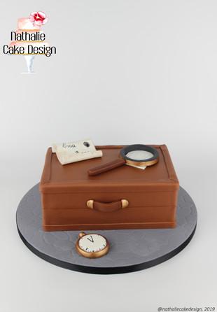 Gâteau Enquêteur