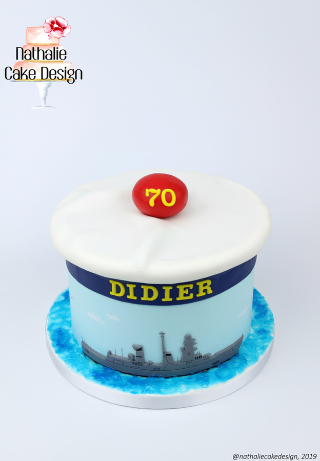 Gâteau Marin