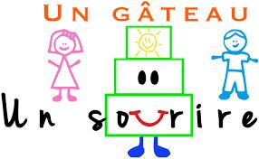 Logo Un gâteau Un sourire