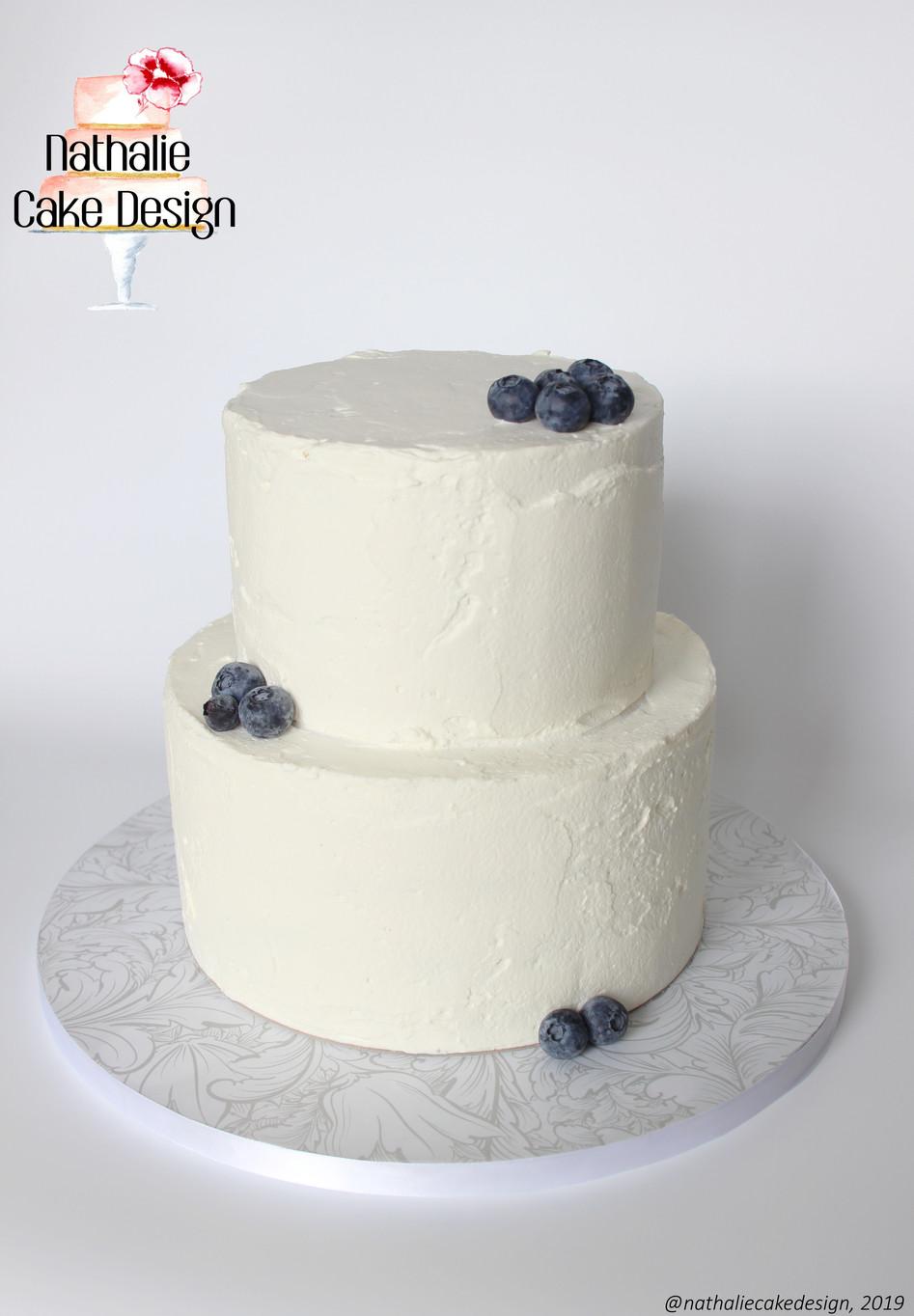 Layer Cake Myrtilles