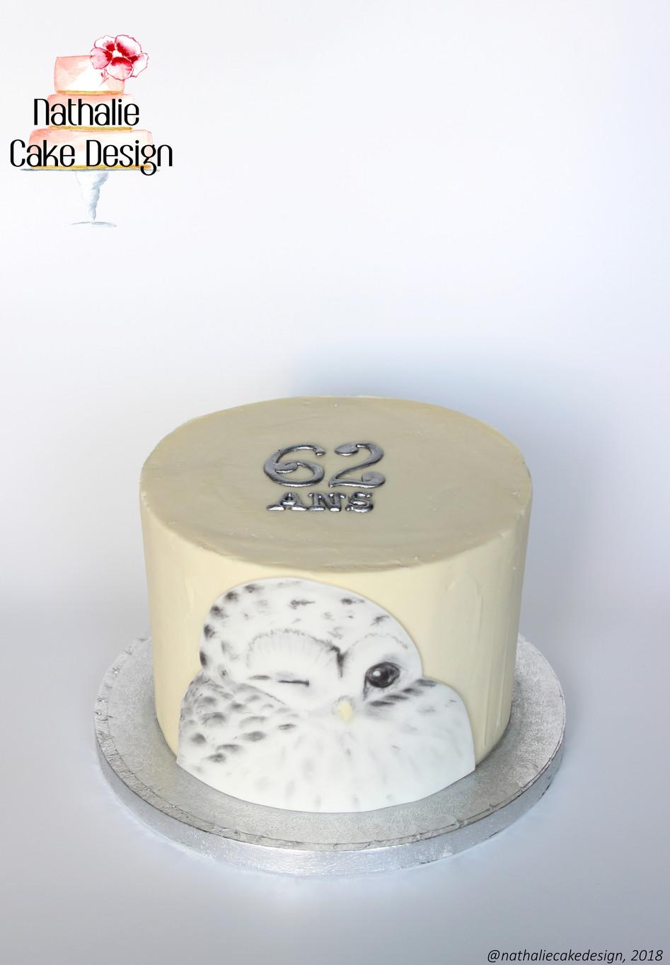 Layer Cake Hibou