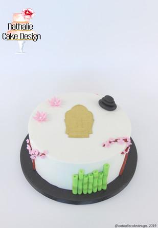 Gâteau Zen