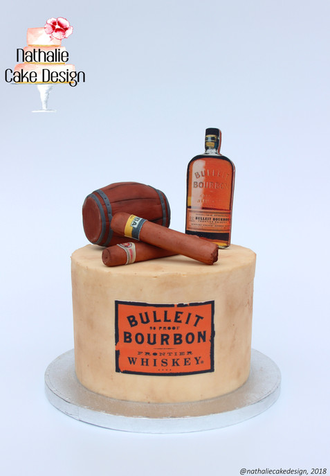Layer Cake Rhum Cigare