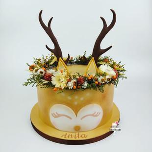 Faon Cake