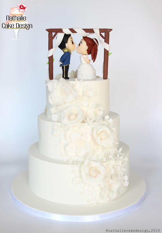 Wedding Cake Double Face 1