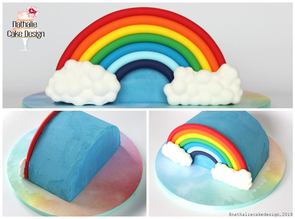 Layer Cake Arc en Ciel