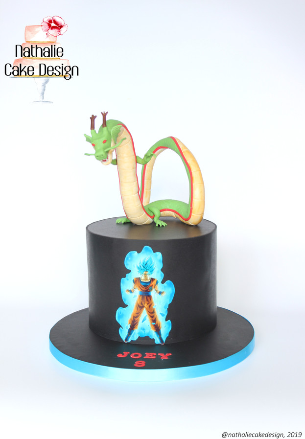 Gâteau Dragon Ball z