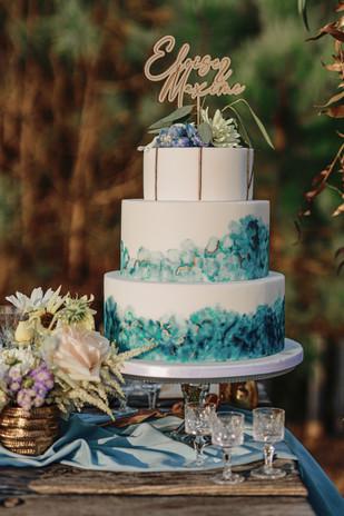 Wedding Cake Bord de Mer
