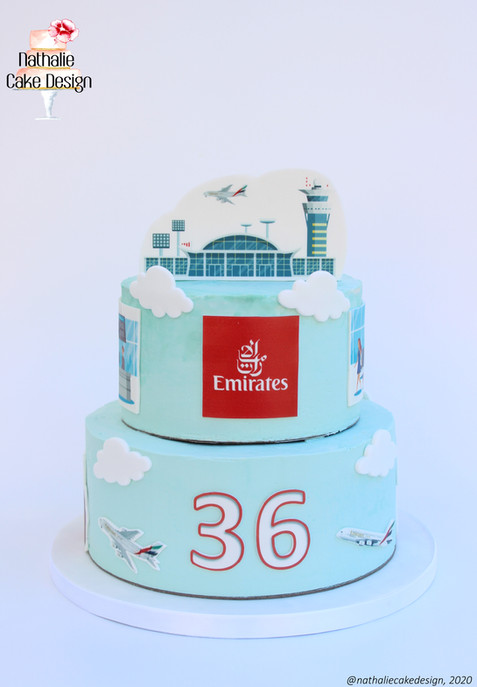 Pièce montée Layer Cake Emirates