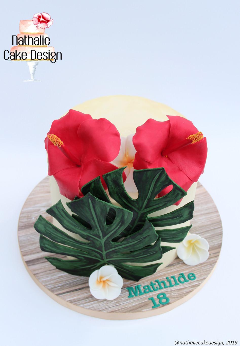 Layer Cake Tropical