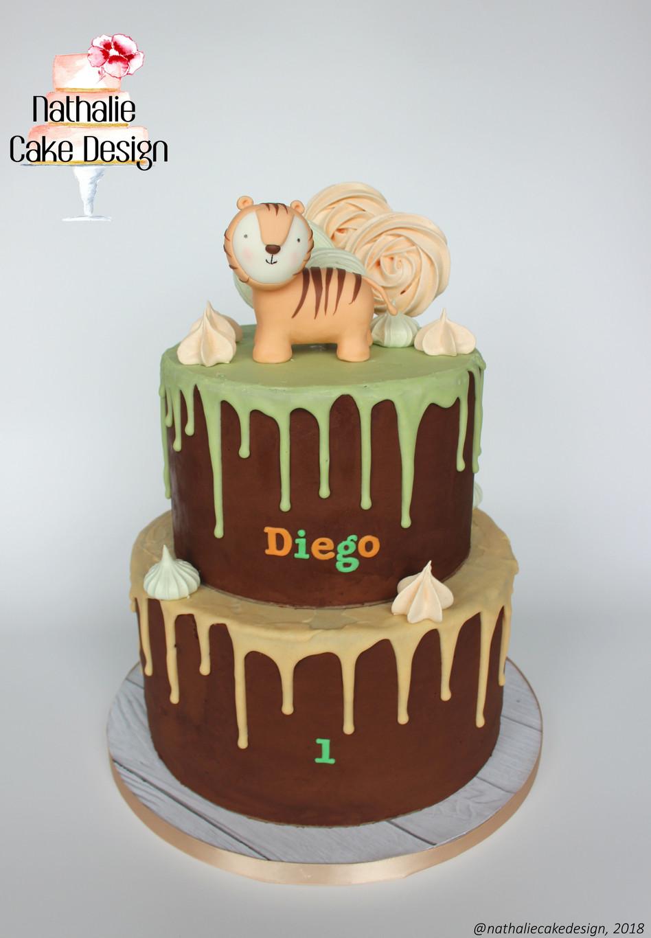 Layer Cake Tigre
