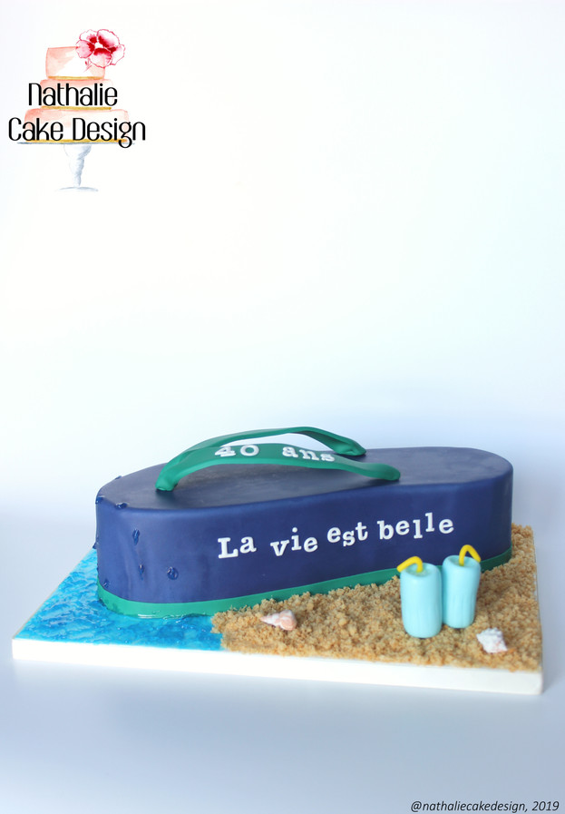 Gâteau Claquette