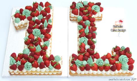 Number Cake 1L