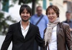 con Milena Canonero