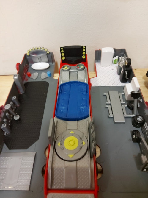 Lightning McQueen Lorry